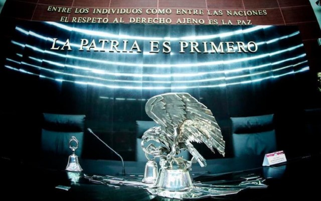 Martí Batres buscará la conformación de un tercer periodo ordinario de sesiones - Senado de la República. Foto de @senadomexico