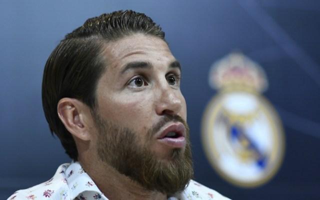 Sergio Ramos zanja la polémica y anuncia que sigue en el Real Madrid - Foto de AFP
