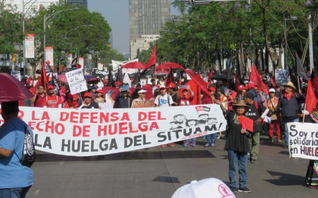 SITUAM denuncia discursos de odio en su contra - Foto de @HarimBGutierrez