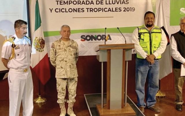 Sonora prepara llegada de temporada de ciclones tropicales - Foto de Twitter @uepcsonora