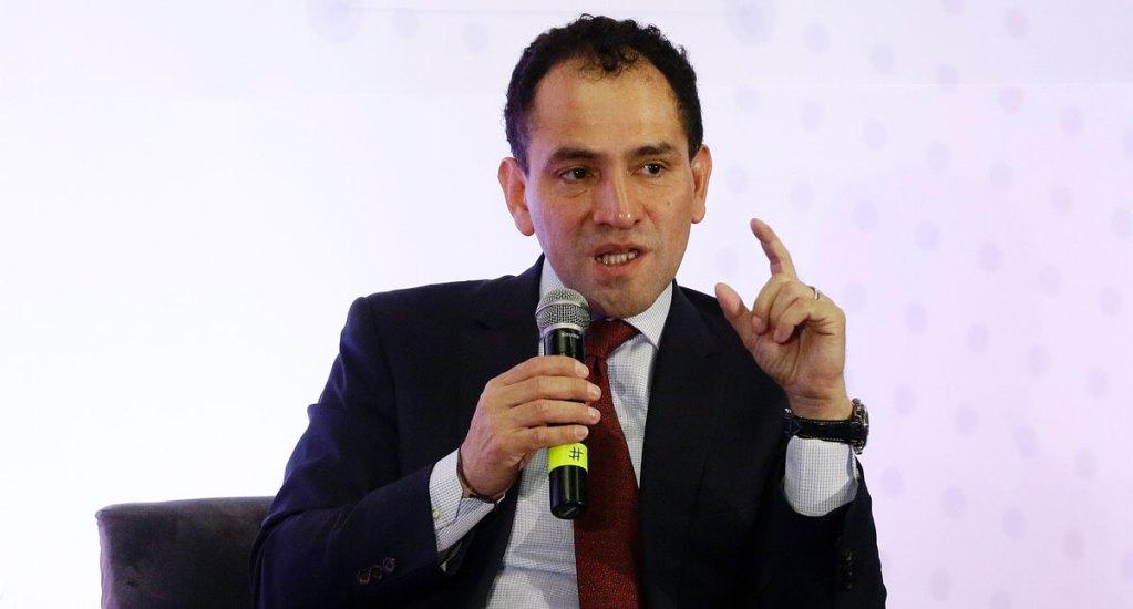 Subsecretario de Hacienda justifica renuncia de Germán Martínez - hacienda
