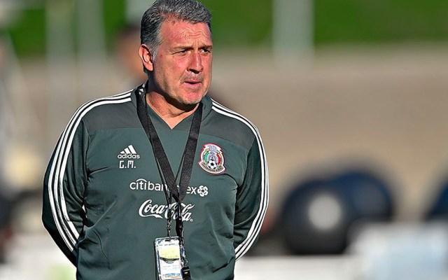 Reducir extranjeros mejoraría a la Selección Mexicana: Tata Martino - Tata martino