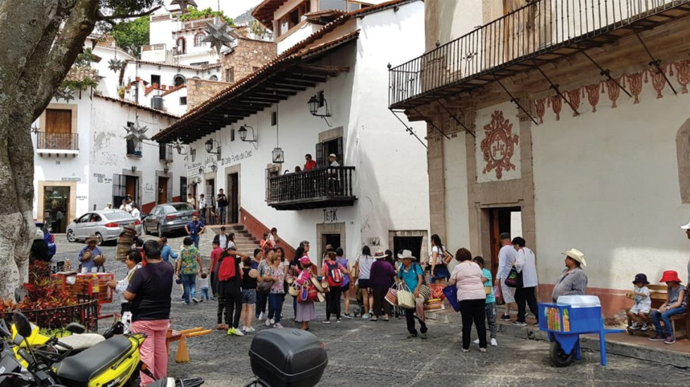 Crecen PIB Turístico y Consumo Turístico Interior en México - taxco turismo