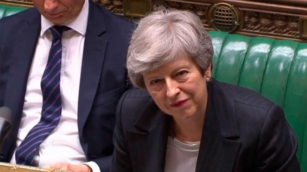 Nuevo intento de May por salvar Brexit estaría condenado al fracaso - theresa may brexit