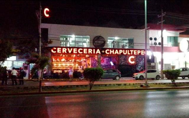 Balacera deja un muerto y 11 heridos en Playa del Carmen - balacera Playa del Carmen
