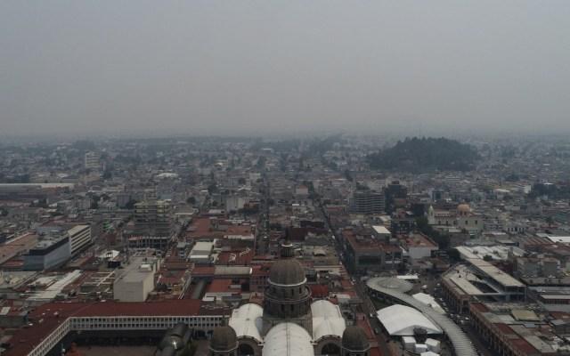 Suspenden clases en 34 municipios del Estado de México - toluca