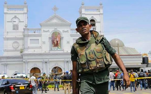 Toque de queda en Sri Lanka ante creciente violencia contra musulmanes - toque de queda