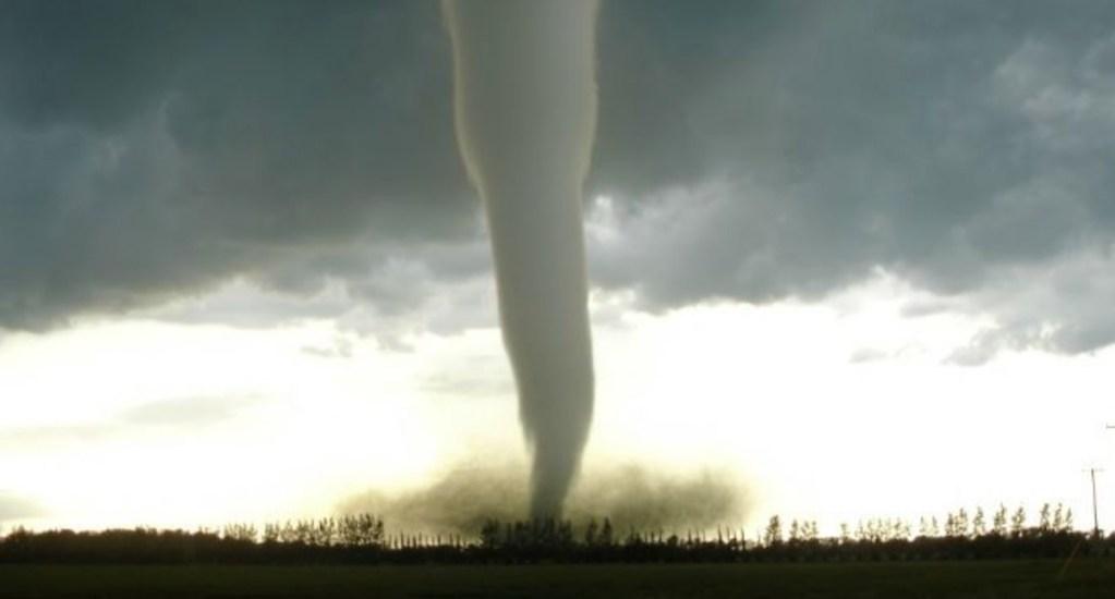 Alertan por posible formación de tornados de gran intensidad en Texas y Oklahoma - tornado