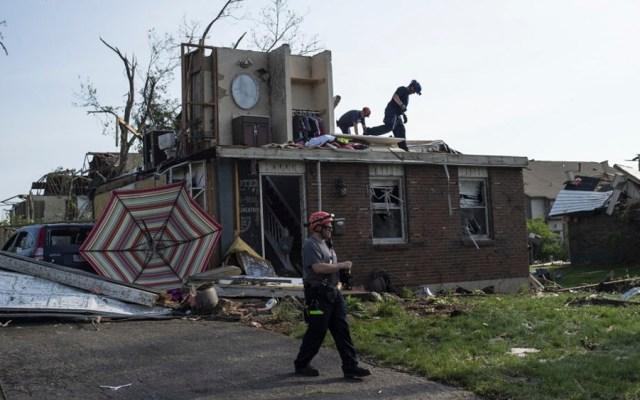 Récord de tornados en EE.UU. - tornados eeuu