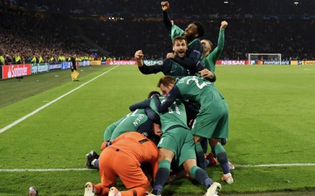 Hazaña del Tottenham ante Ajax; la Champions tendrá final inglesa - Foto de @SpursOfficial