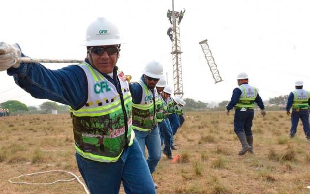 CFE cancelará deuda histórica en Tabasco - trabajadores cfe