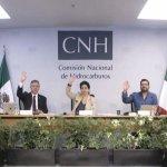 Comisión de Hidrocarburos sanciona a Pemex con 24 mdp - El Órgano de Gobierno de la CNH. Foto de @CNH_MX