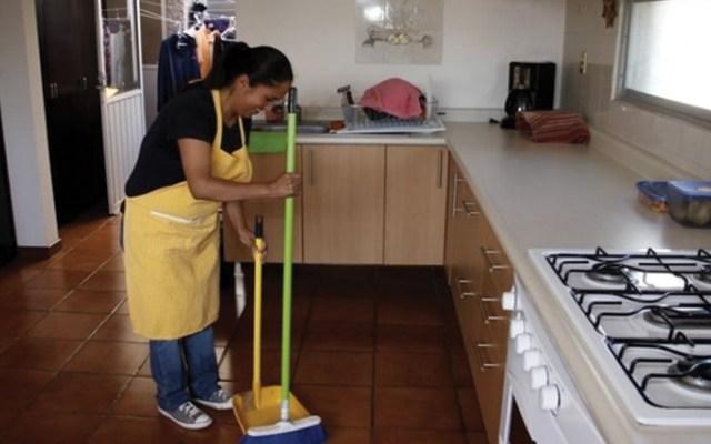 Trabajadoras del hogar no podrán tener sueldo menor a dos salarios mínimos - empleadas domésticas
