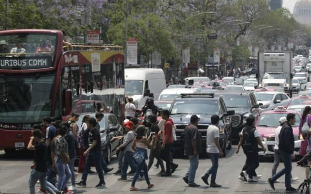 Los vehículos que no circularán este jueves 16 de mayo - turismo