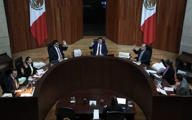 Tribunal Electoral mantiene en dos años próxima gubernatura de Baja California - Tribunal Electoral del Poder Judicial de la Federación TEPJF Baja California