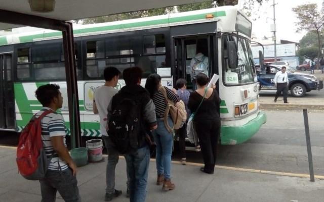 Anuncian trolebús elevado para Iztapalapa - Trolebús en la GAM. Foto de @GobCDMX