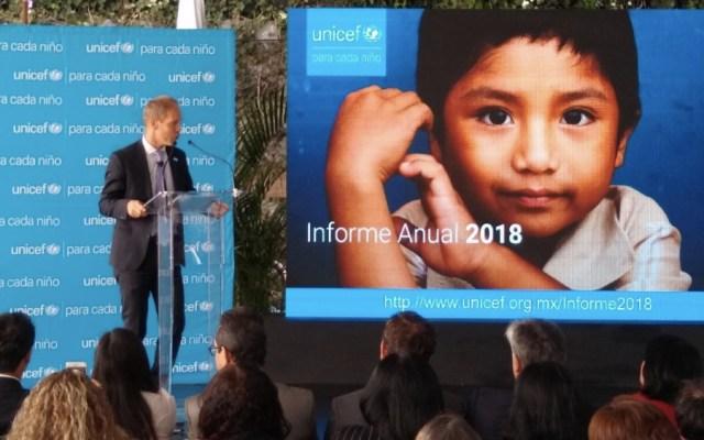 En 2017, 20 por ciento de extraviados en México fueron menores: Unicef - Foto de UNICEF México