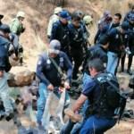 Al menos nueve muertos por enfrentamiento en Michoacán - Al menos nueve muertos por enfrentamiento en Michoacán