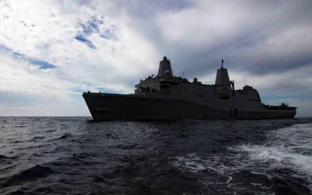 Pentágono envía buque de guerra y batería de misiles a Oriente Medio en respuesta a Irán - Foto de US Navy