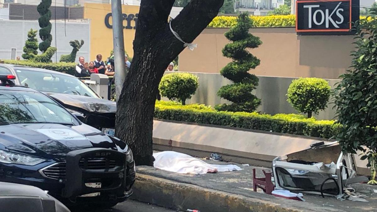 vehiculo embajada de guatemala arrolla a peatones