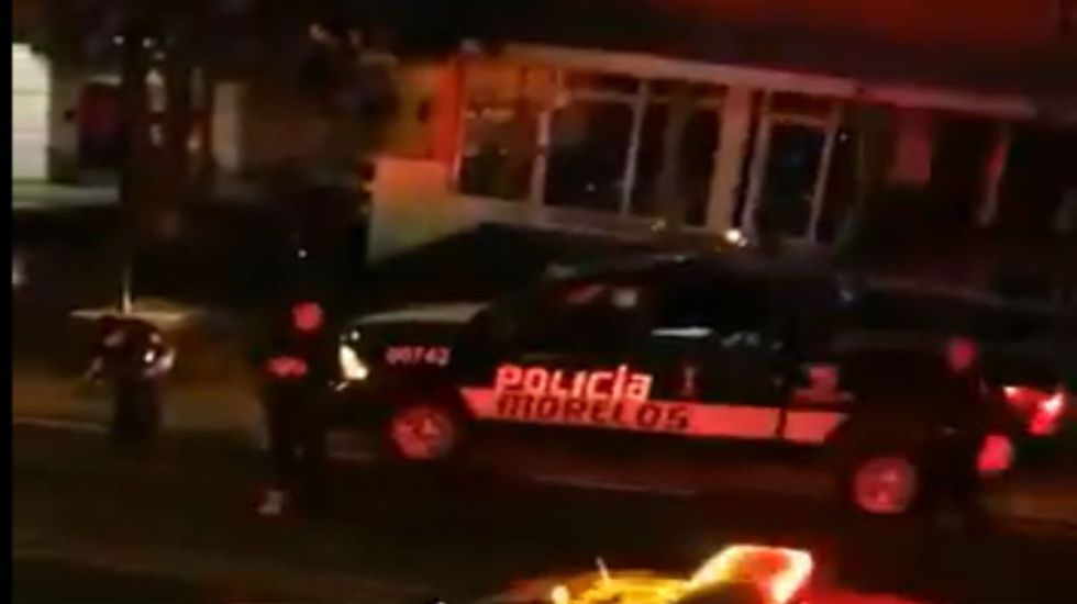 Matan a propietario de bar en Cuernavaca - Foto de Diario de Morelos.