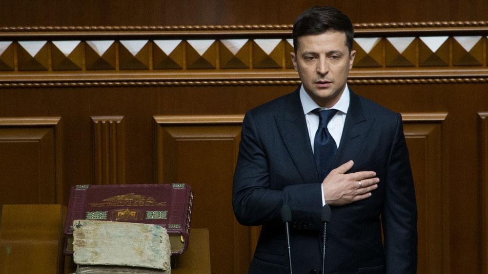 Volodymyr Zelensky asume presidencia de Ucrania. Noticias en tiempo real