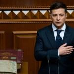 Volodymyr Zelensky asume presidencia de Ucrania - Volodymyr Zelensky Ucrania