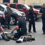 Abaten a joven que abrió fuego afuera de una corte federal en Dallas - dallas