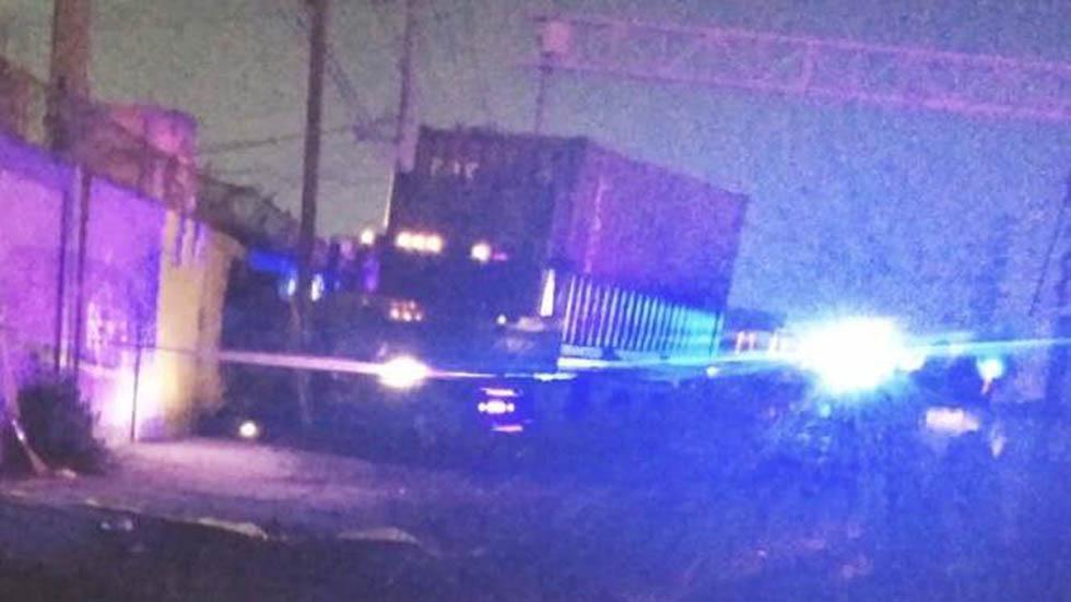Accidente de Torton en Ecatepec. Foto de @alertasurbanas