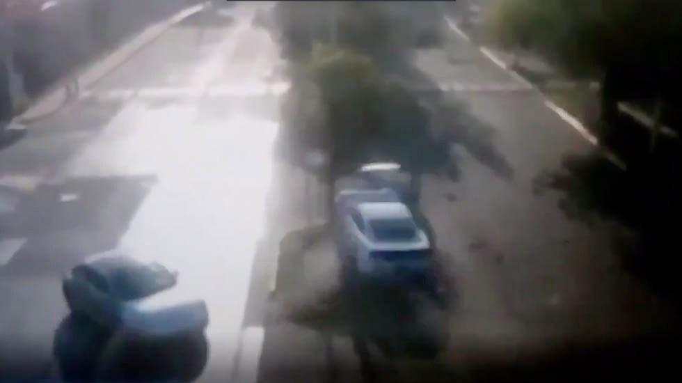 #Video Así fue el accidente de Joao Maleck en Zapopan - Accidente Zapopan Jalisco Joao Maleck