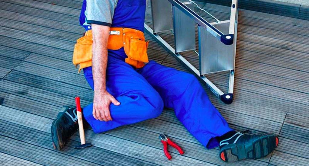 Más de 500 mil accidentes de trabajo se registran en México al año. Noticias en tiempo real