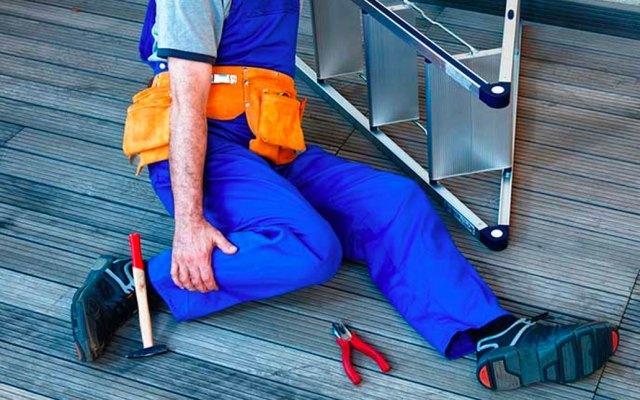 Más de 500 mil accidentes de trabajo se registran en México al año - accidentes de trabajo