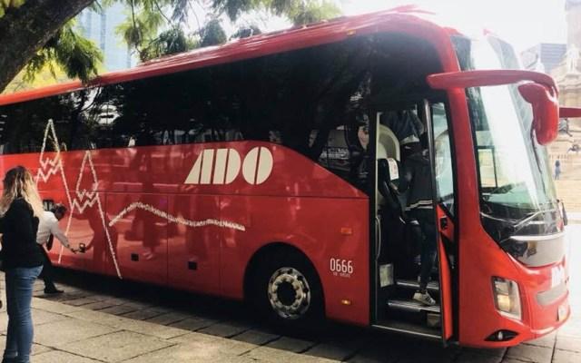 ADO solicitará identificación a pasajeros para abordar autobuses - ADO autobuses pasajeros