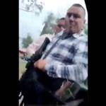 Fiscalía de Edomex cesa a agente que intentó detener a conductor en Naucalpan - automovilista Agente Fiscalía Edomex Naucalpan