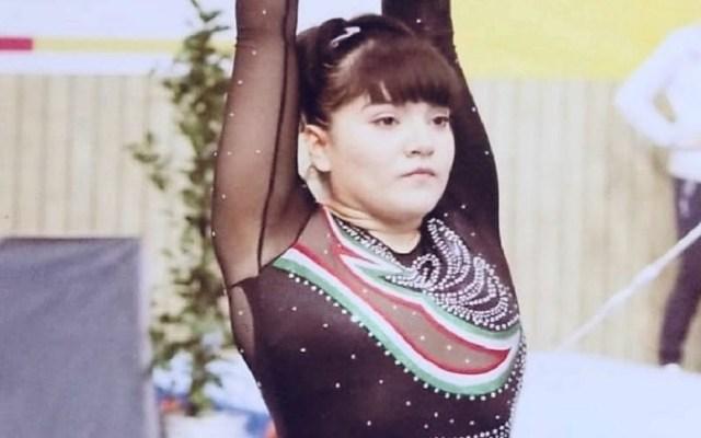 Alexa Moreno queda fuera de los Juegos Panamericanos - Gimnasta Alexa Moreno. Foto de @alexa.morenomx