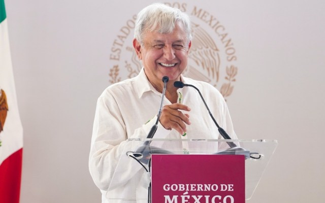 Tren Maya recibirá inversión de 40 mmdp: López Obrador - AMLO Andrés Manuel López Obrador Tulum Quintana Roo Tren Maya