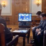 AMLO conversa con Mark Zuckerberg por videollamada; le propone alianza para conectar a México