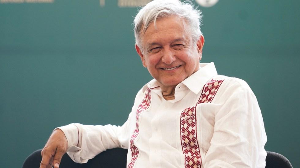 López Obrador invita a evento el 1 de julio en el Zócalo - Foto de Notimex