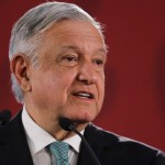 EE.UU. no ha pedido información al gobierno mexicano sobre Peña Nieto - Andrés Manuel López Obrador. Foto de Notimex.