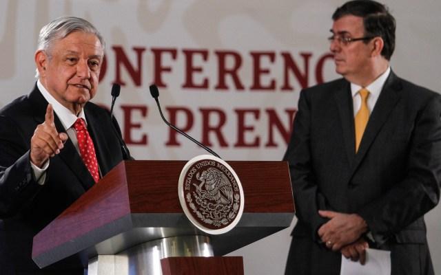 Reduciremos el flujo migratorio por 'la vía mexicana': AMLO - Andrés Manuel López Obrador. Foto de Notimex.Andrés Manuel López Obrador. Foto de Notimex.