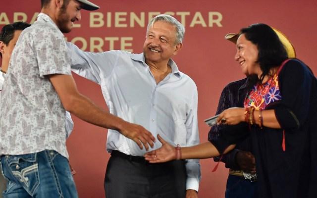 Un millón de jóvenes trabajarán como aprendices en 2019: AMLO - Andrés Manuel López Obrador AMLO Chihuahua jóvenes