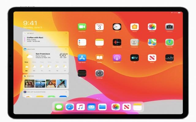 Apple presenta un sistema operativo para el iPad - apple sistema operativo ipad