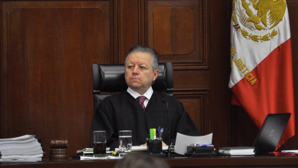 Padres de víctimas de Guardería ABC se reúnen con presidente de la SCJN - Arturo Zaldívar SCJN Suprema Corte de Justicia de la Nación