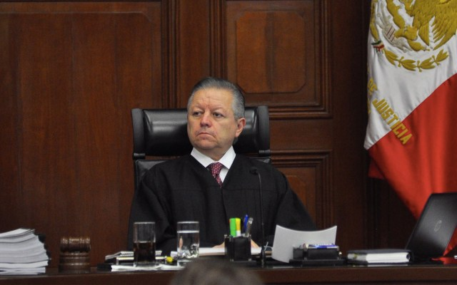 Confirma Zaldívar renuncia de Medina Mora como ministro - Arturo Zaldívar SCJN Suprema Corte de Justicia de la Nación Guardería ABC
