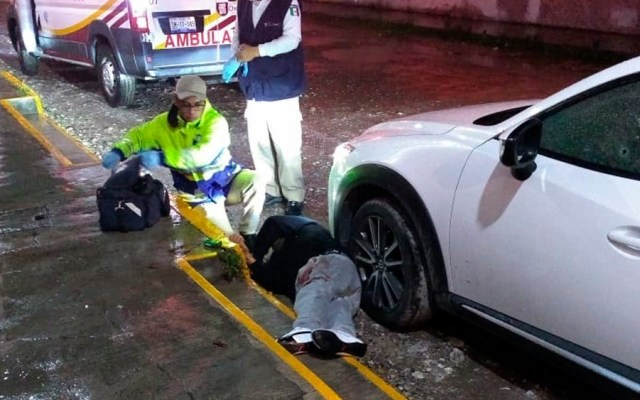 Matan a presunto delincuente durante asalto en Puebla - asaltante puebla