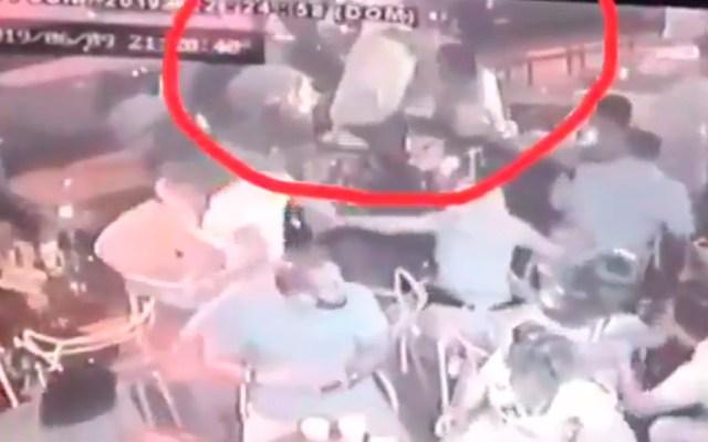 Revelan video del ataque a David 'Big Papi' Ortiz - ataque big papi david ortiz