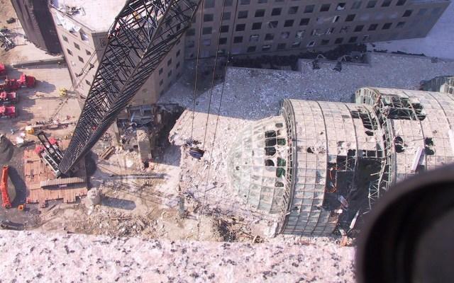 #Fotos Revelan imágenes inéditas del atentado del 11S en EE.UU. - Foto de @textfiles / Flickr