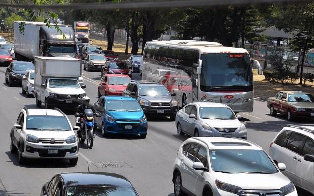 Autos foráneos no podrán circular martes, miércoles y jueves: Sheinbaum - automóviles contaminación Claudia Sheinbaum