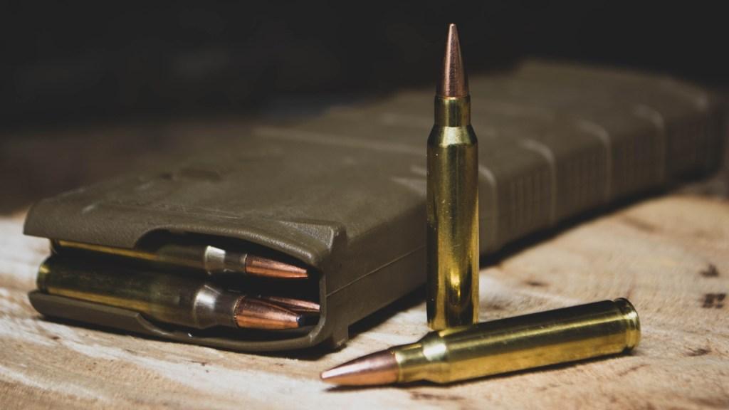 Cárteles del narcotráfico ganaron 1 billón de pesos entre 2016 y 2018: Santiago Nieto - Mayo Ciudad de México Balas armas de fuego Violencia