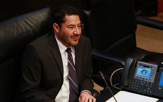 Martí Batres turna T-MEC a comisiones para su dictamen - Martí Batres